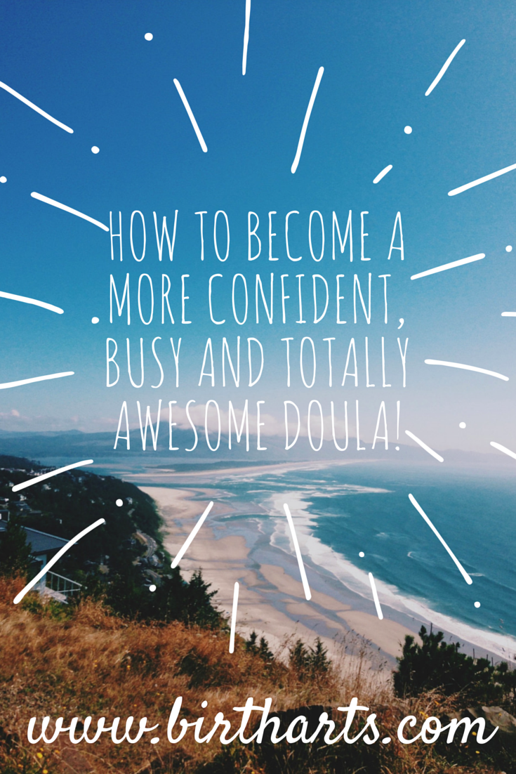 Birth Arts International Confident Doula