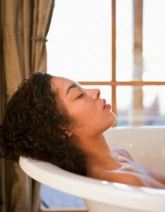 Relax in the Bath - De-Stress in the New Year