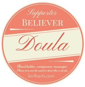 Being a Doula