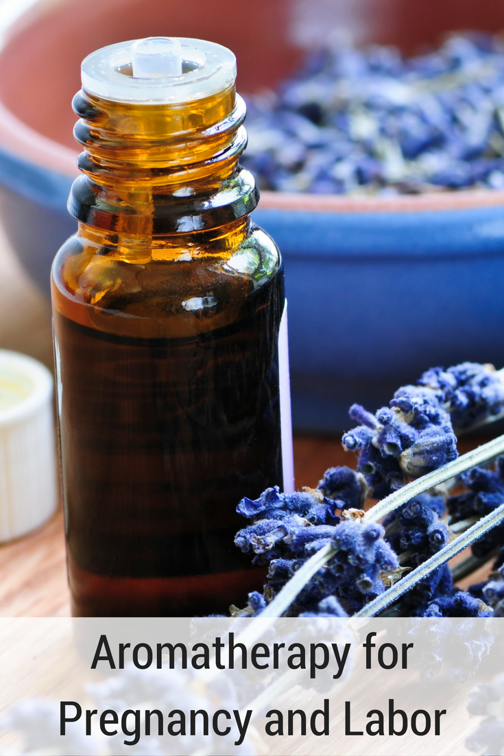 Aromatherapy for Pregnancy, Birth and Postpartum