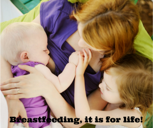 Breastfeeding Is Health, Not Lifestyle Choice