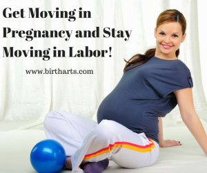 Get Moving in Pregnancy and Stay Moving